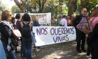 25N contra las violencias machistas: Jornada 2016