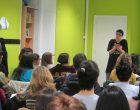 Crónica de la Jornada del Día del Voluntariado 2016: Activismo, institución y Pamela Palenciano