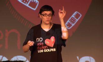 """Vídeo: """"No sólo duelen los golpes"""", el monólogo sobre violencia de género que todxs deberíamos ver"""